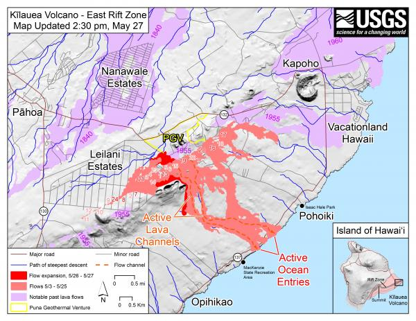 "May 27, 2:30PM <a href=""https://volcanoes.usgs.gov/volcanoes/kilauea/multimedia_maps.html"">USGS fissure map</a>. See <a href=""https://volcanoes.usgs.gov/observatories/hvo/maps_uploads/image-448.jpg"">full-sized.</a>"